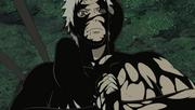 Zetsu tentando controlar Obito
