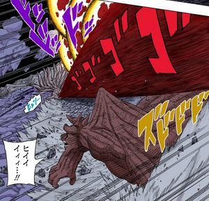 Cañón Pesado de Bestia con Cola Manga