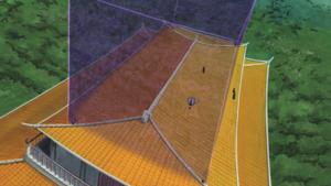 Formación de las Cuatro Llamas Violetas Anime