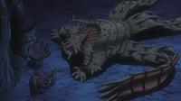 Isobu captured by Akatsuki