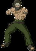 Kakuzu UNSR (Renderização)