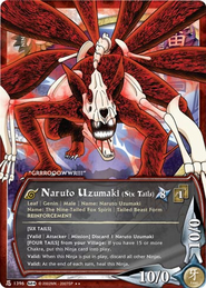 Naruto Uzumaki (Seis Colas) SL