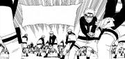 Naruto começa seu treinamento