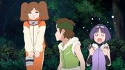 A situação da briga entre Namida e Wasabi