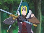 Espadas de Kujaku