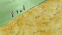 Polvo Dorado Anime