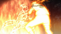 Rōshi Attacks Naruto