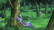 Utakata descansando