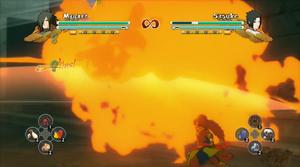 Elemento Fuego Gran Aniquilación de Fuego Cielo