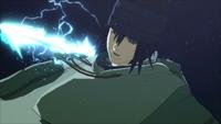 Espada de Kusanagi - Katana Chidori (Sasuke - Game)