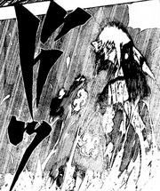 Jiraiya é atacado (Capítulo 381)