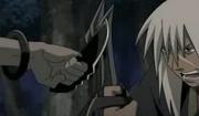 Kazuma se enfrenta Asuma