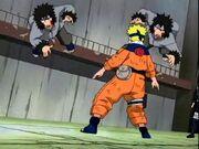 Kiba v Naruto
