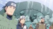 Shinobis de la Alianza bajo el Tsukuyomi Infinito