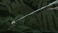 Suiton Suidanha (Tobirama Senju - Anime)
