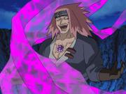 Akahoshi fusionnant avec l'Étoile