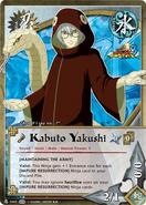 Carta Naruto Storm 3 Kabuto Yakushi
