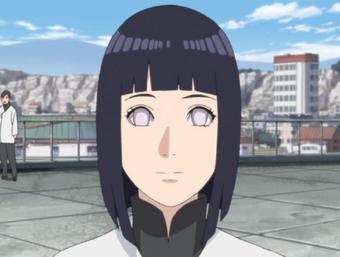 sarà Naruto collegare con Hinata