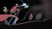 Jutsu Sabio Rasenrengan Anime