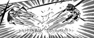 Mifune vs. hanzo
