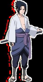 Sasuke profil partie 2
