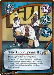 El Consejo de la Nube Carta