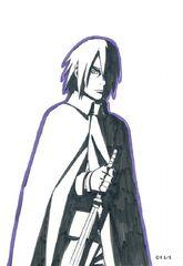Imagem Extra de Sasuke