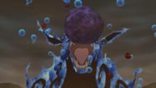 Matatabi using Tailed Beast Ball