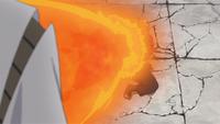 Projétil de Liberação de Fogo - Chamas (Boruto - Filme)