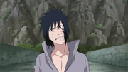 Sasuke's unhinged nature