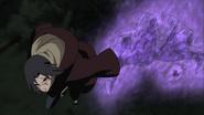 Sasuke tenta capturar Itachi