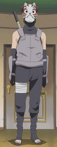 Yamato Anbu Uniform