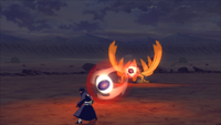 Contínuas Bolas da Besta com Cauda (Naruto - Game)