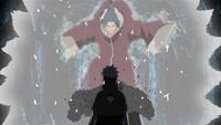 El alma de Itachi se libera del Edo Tensei
