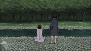 Hashirama e Madara falam sobre a paz