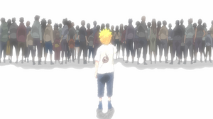 Naruto Being Neglected