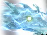 Projétil do Dragão de Água e Relâmpago