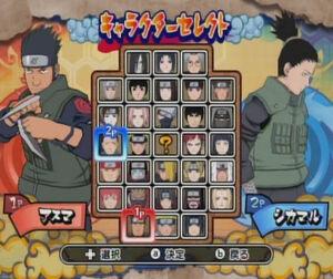 EX 2 Panel de jugadores