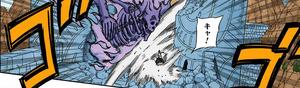 Guadaña de Elemento Viento Manga