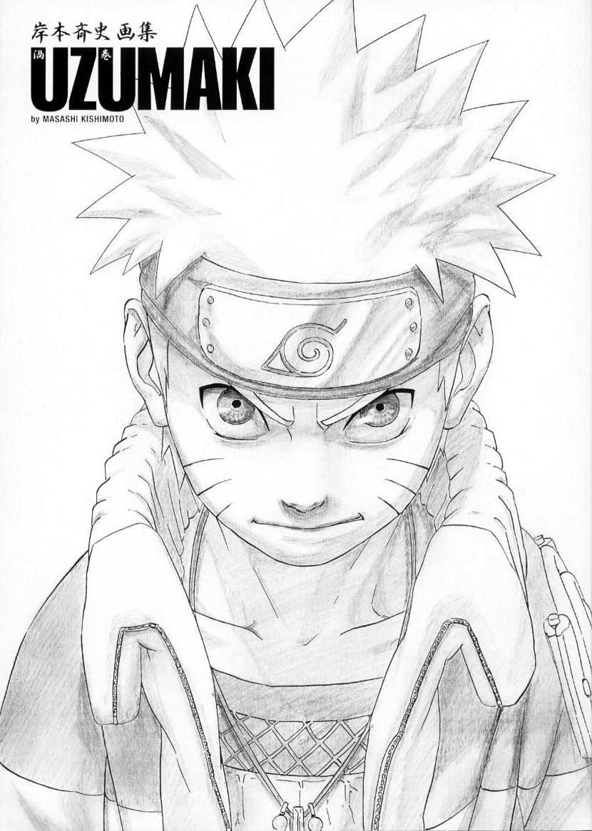 Imagen - Libro de Pinturas de Naruto Uzumaki 2.jpg   Naruto Wiki ...