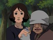 Mai y su padre son encontrados por Shino