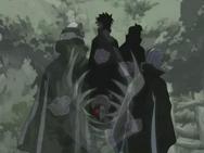 Se revela el rostro de Kakuzu en el anime antes de su aparición