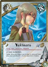 Yukimaru TP4