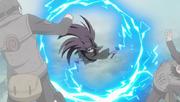 Ameyuri con Kiba infundida de rayos