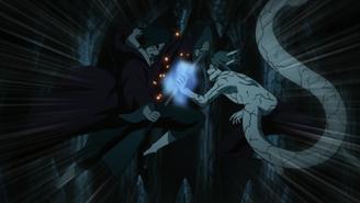 Izanami activated