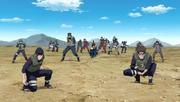 La División de Protección Daimyo confronta a Zetsu
