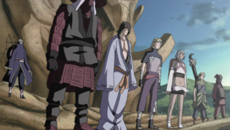 Tobi and his Six Paths