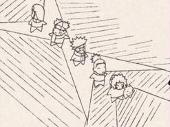 Formation For The Sasuke Retrival Squad