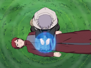Gaara is Revived
