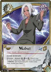 Mabui Carta